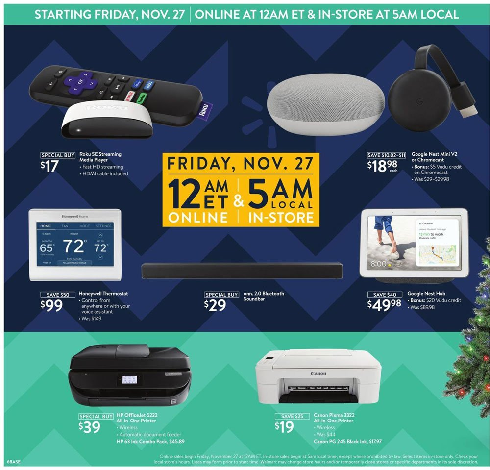 Walmart Black Friday 2020 Page 6
