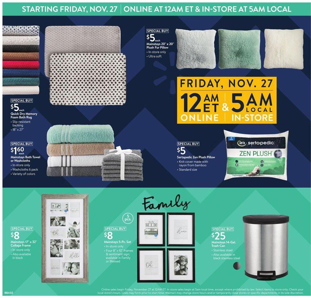 Walmart Black Friday 2020 Page 8