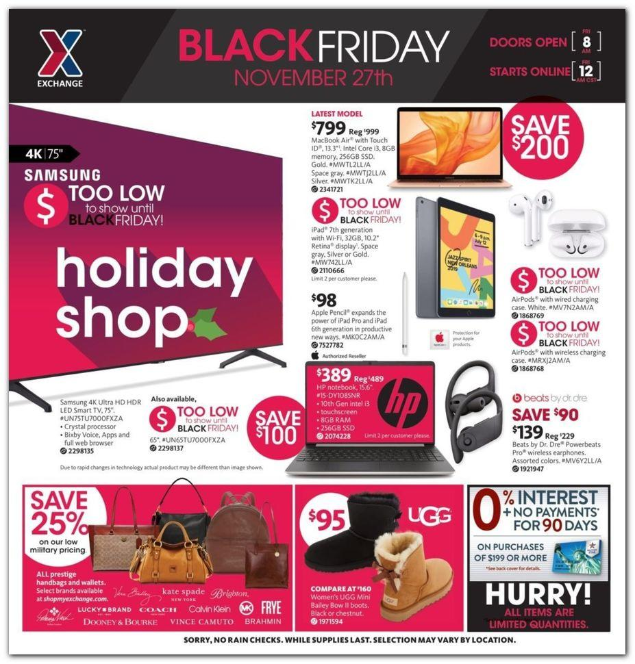 AAFES Black Friday 2020 Page 9