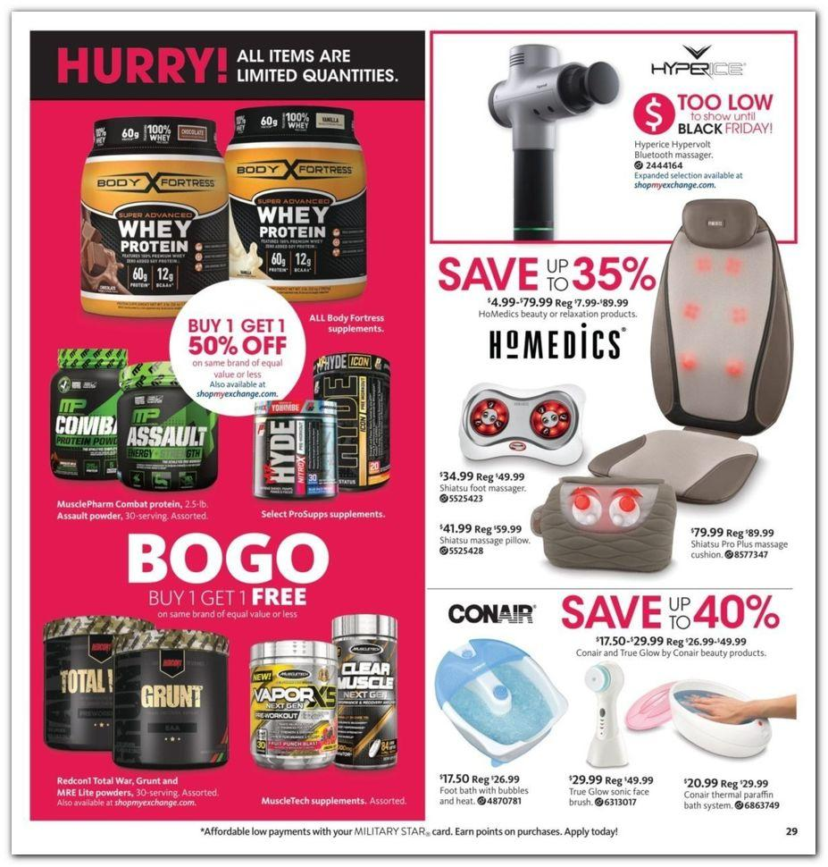 AAFES Black Friday 2020 Page 37