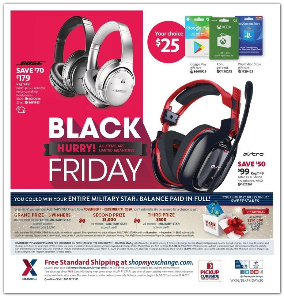 AAFES Black Friday 2020 Page 40