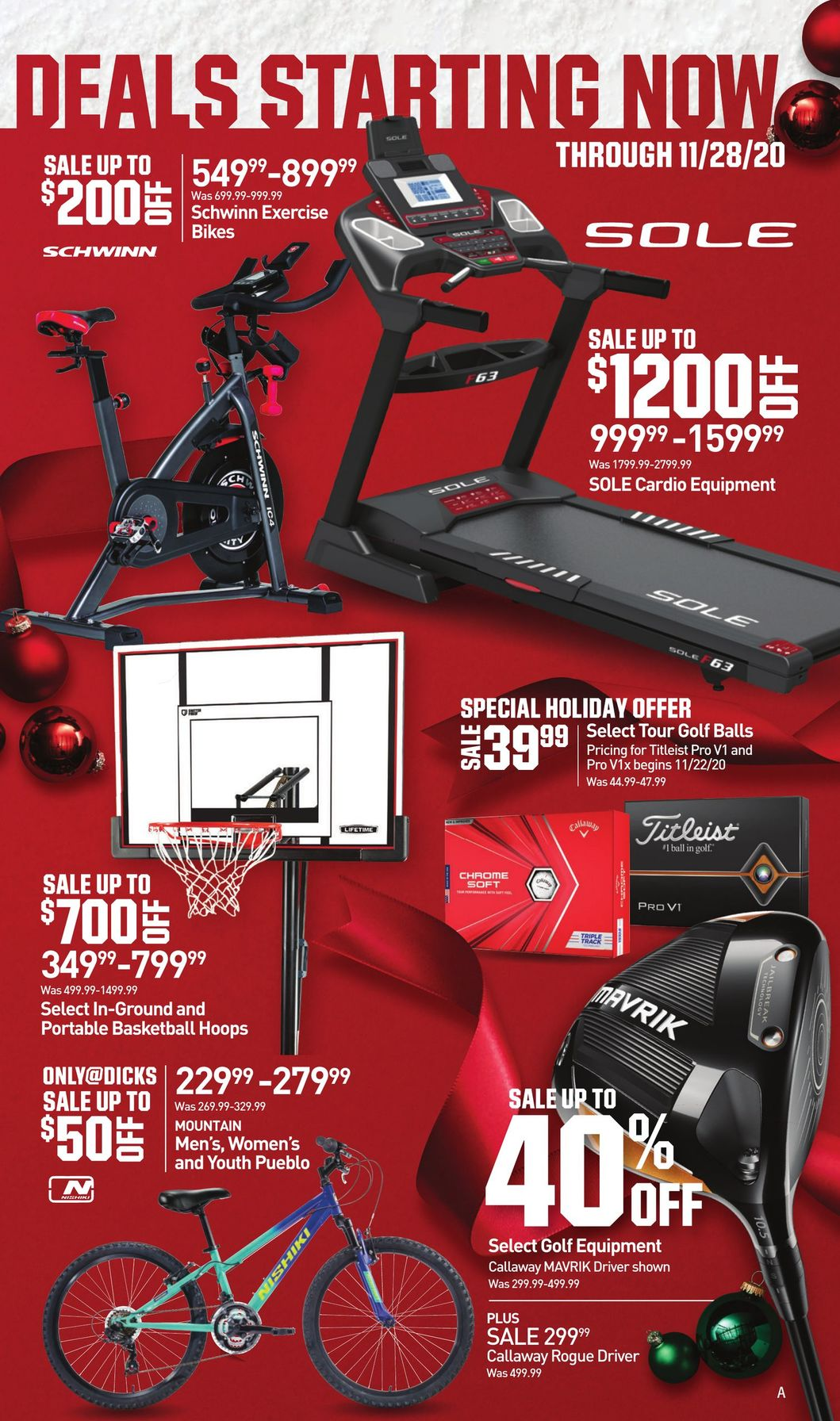 Dick's Sporting Goods Black Friday 2020 Page 3
