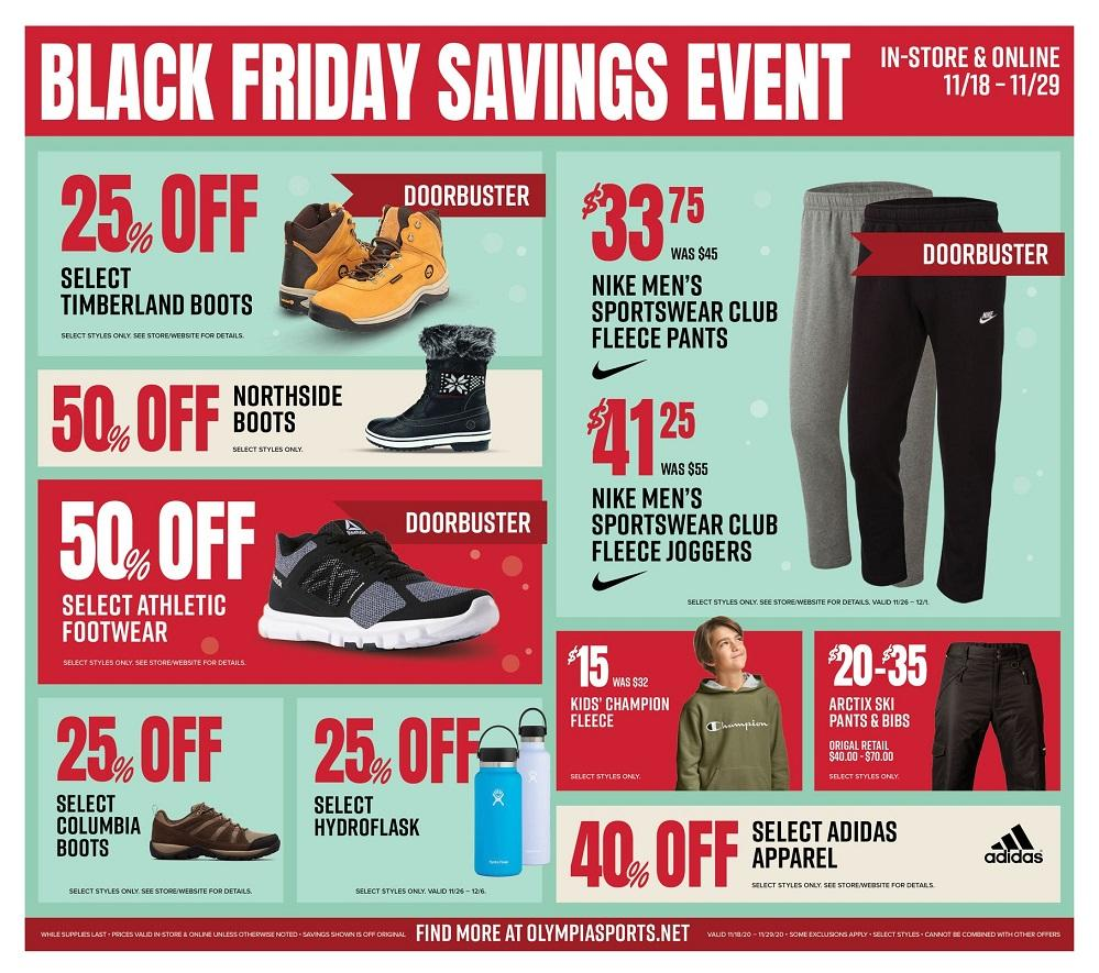 Olympia Sports Black Friday 2020 Page 2