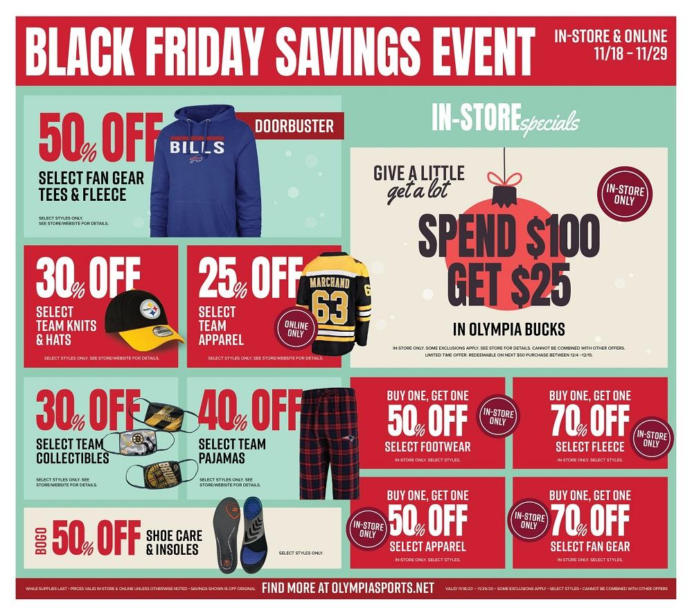 Olympia Sports Black Friday 2020 Page 4