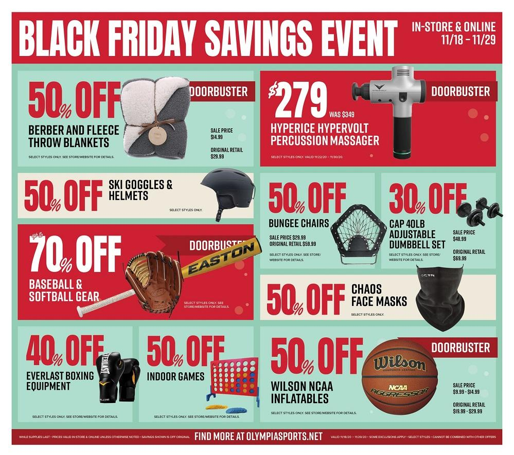Olympia Sports Black Friday 2020 Page 5