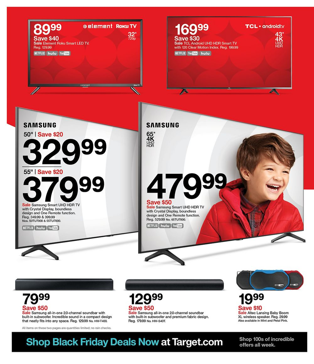 Target Black Friday 2020 Page 2