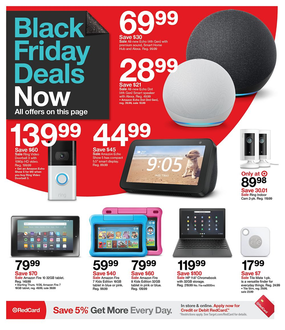 Target Black Friday 2020 Page 4