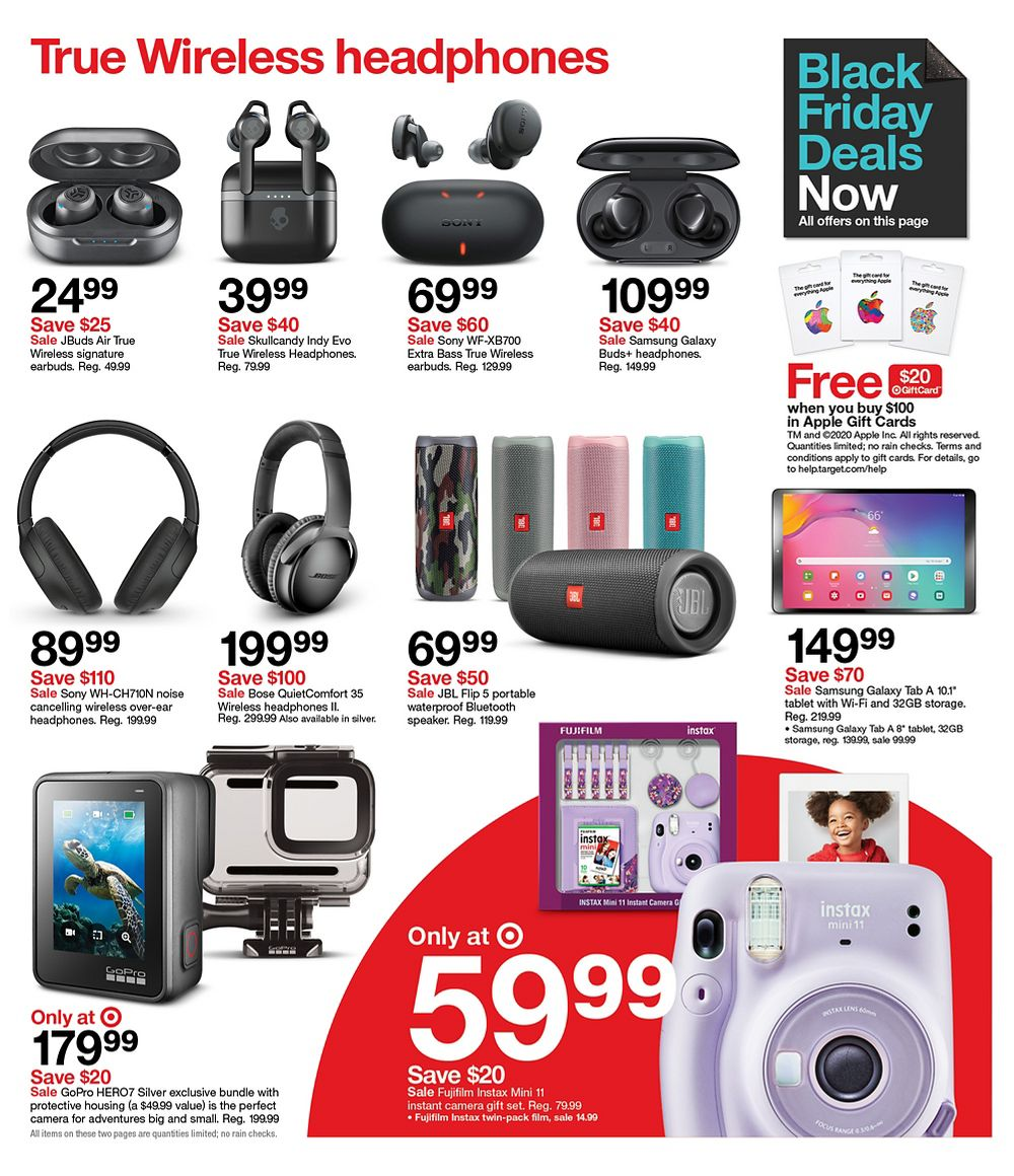 Target Black Friday 2020 Page 5