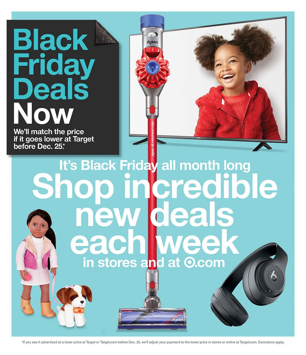 Target Black Friday 2020 Page 6