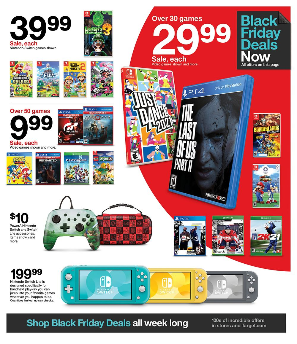 Target Black Friday 2020 Page 8