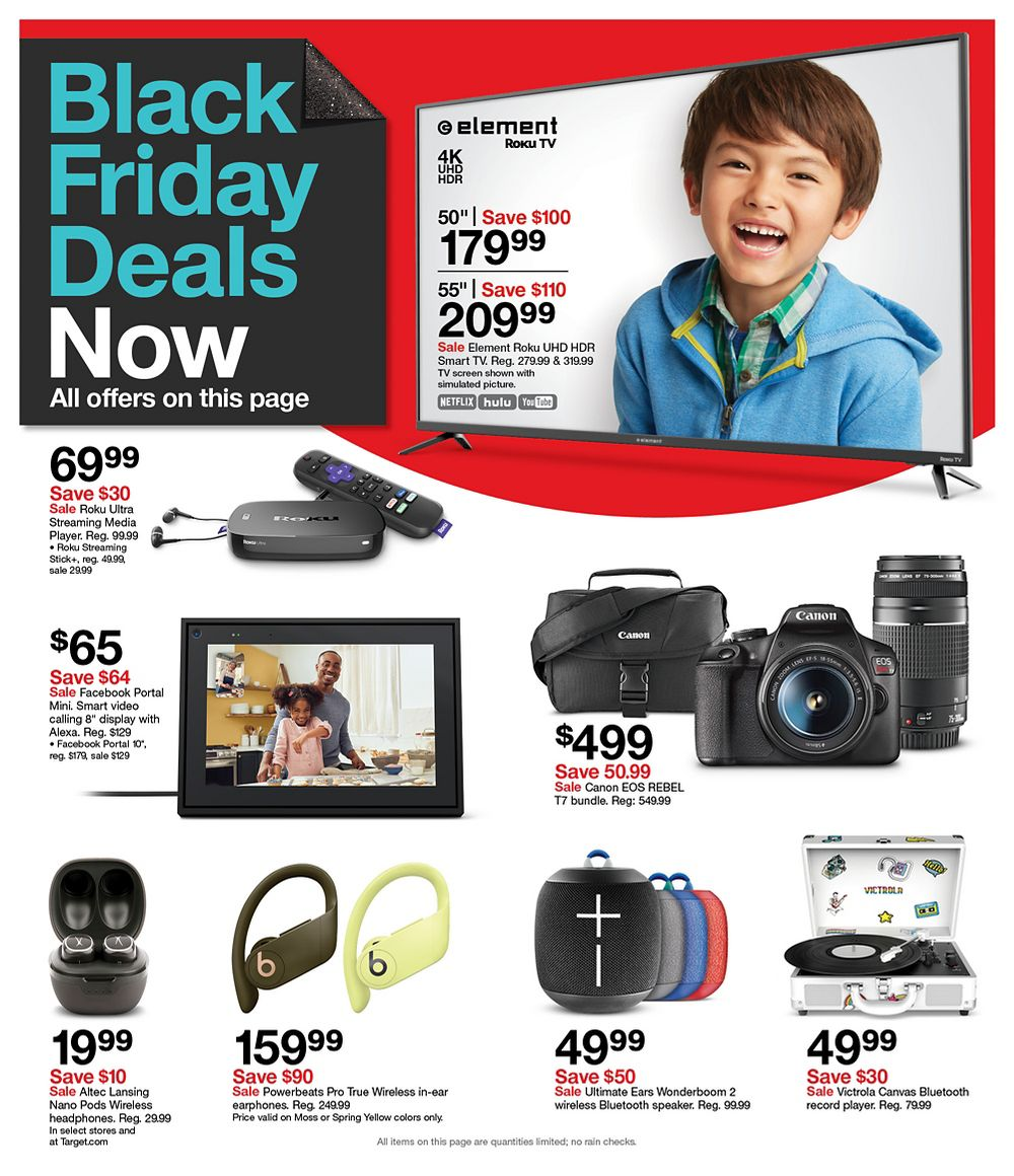 Target Black Friday 2020 Page 11