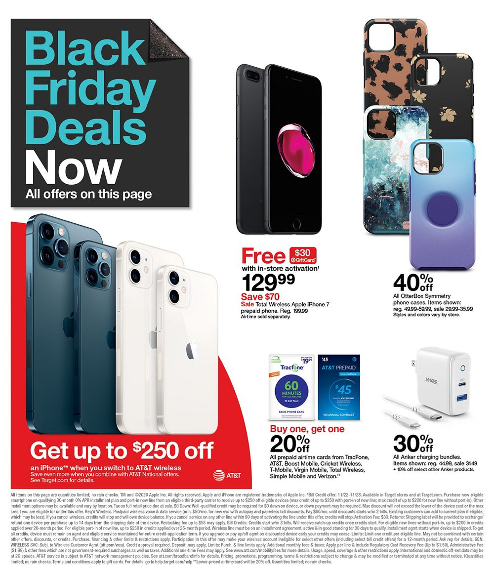 Target Black Friday 2020 Page 14