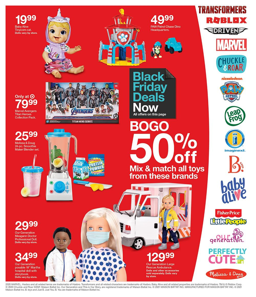 Target Black Friday 2020 Page 24