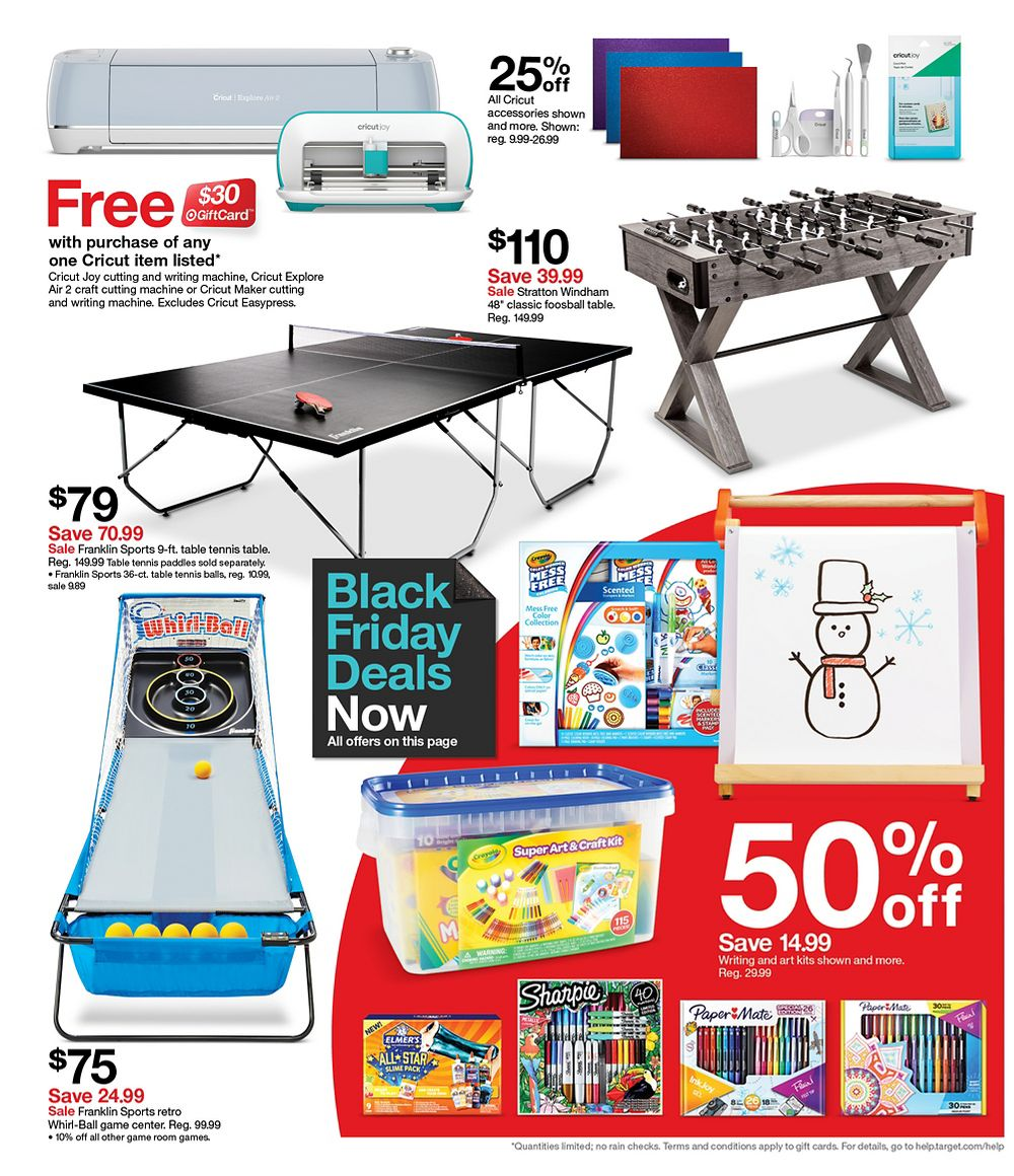 Target Black Friday 2020 Page 31