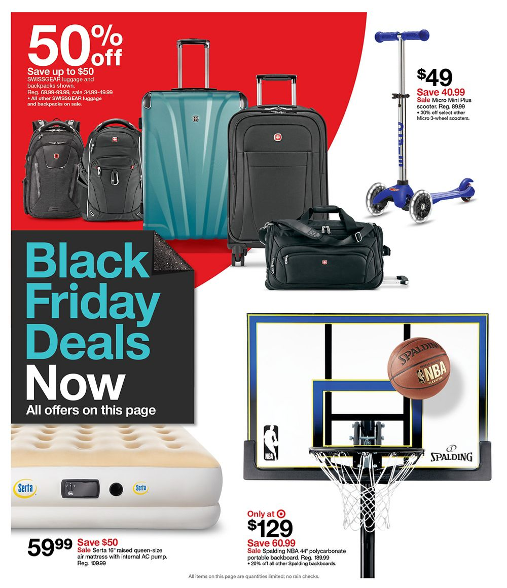 Target Black Friday 2020 Page 32