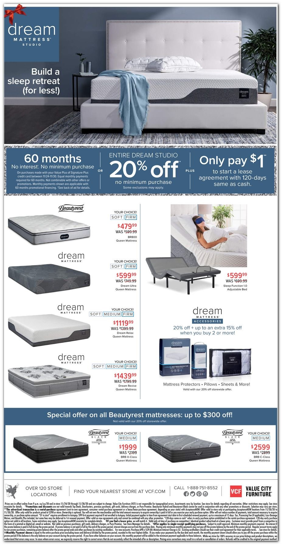 Value City Furniture Black Friday 2020 Page 5