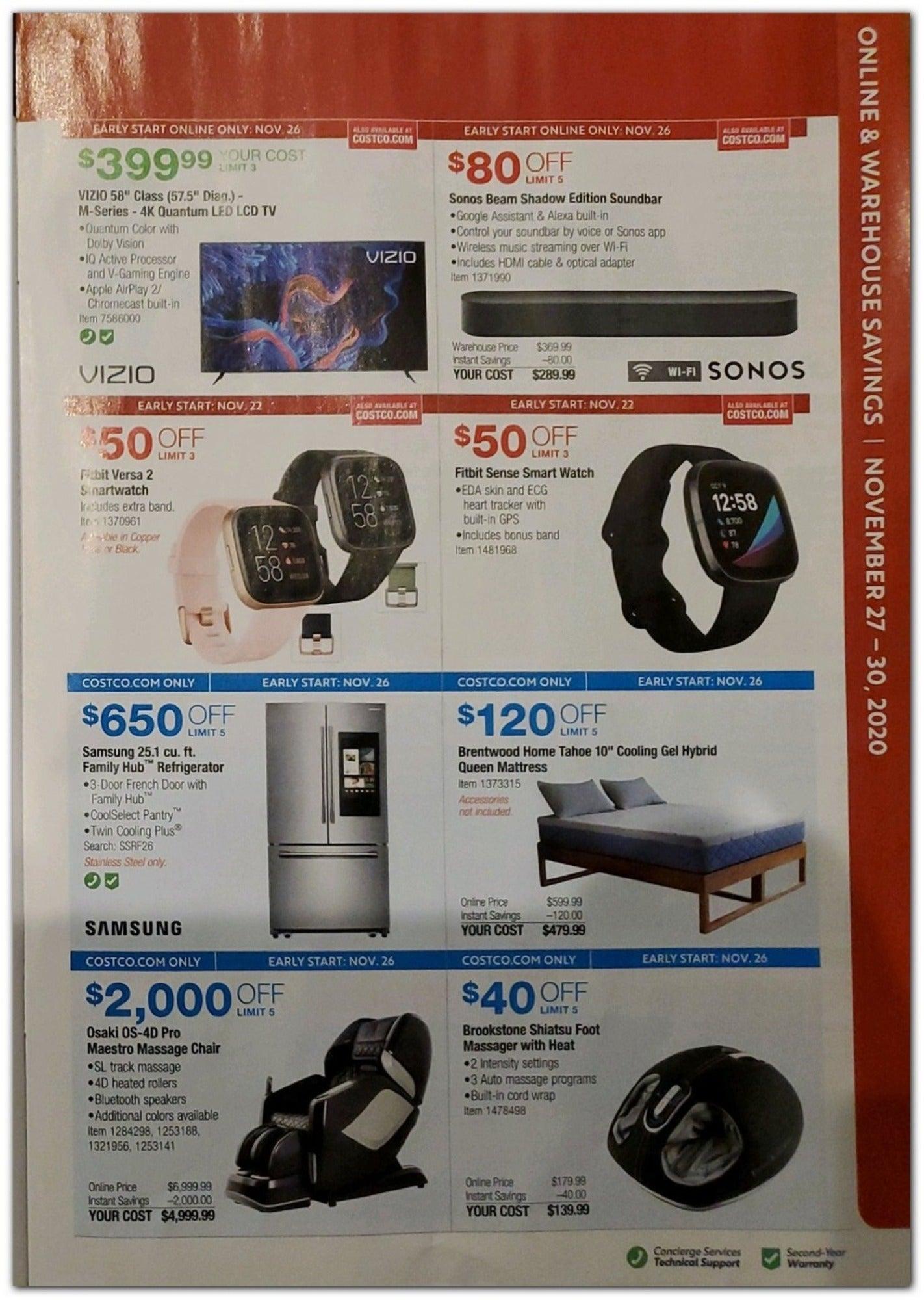 Costco Black Friday 2020 Page 29