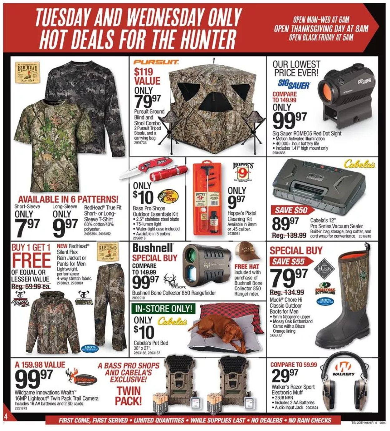 Bass Pro Shops Black Friday 2020 Page 4