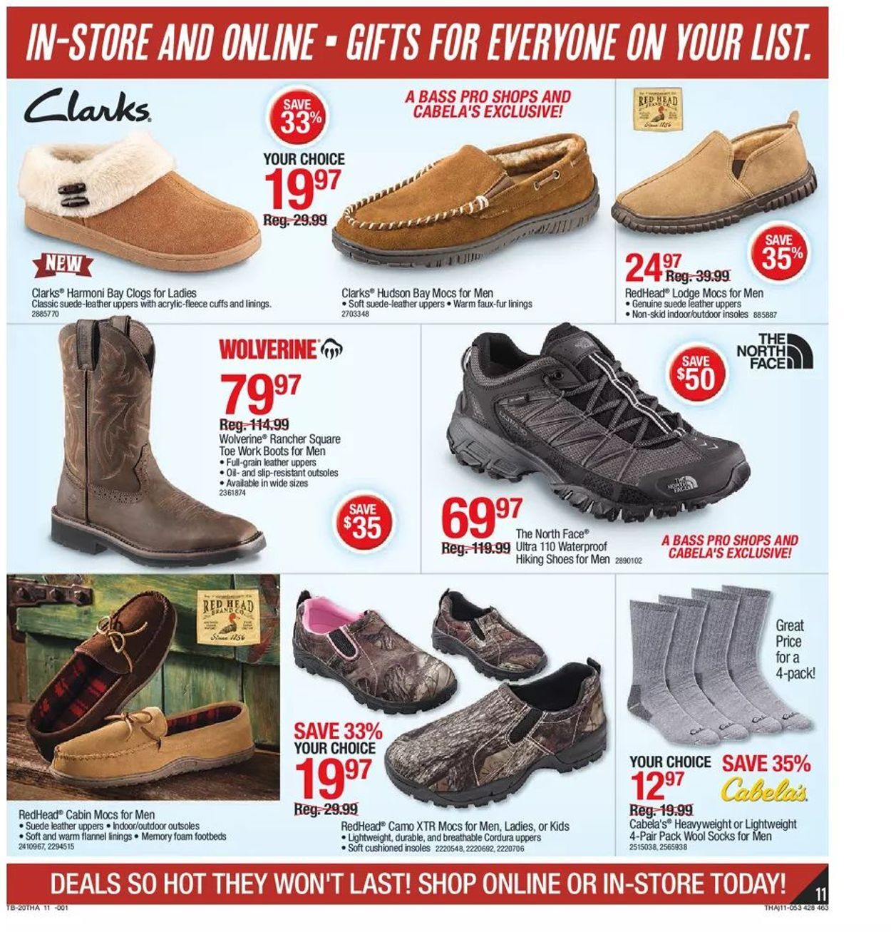 Bass Pro Shops Black Friday 2020 Page 11