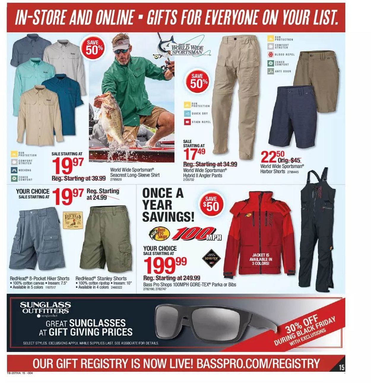 Bass Pro Shops Black Friday 2020 Page 15