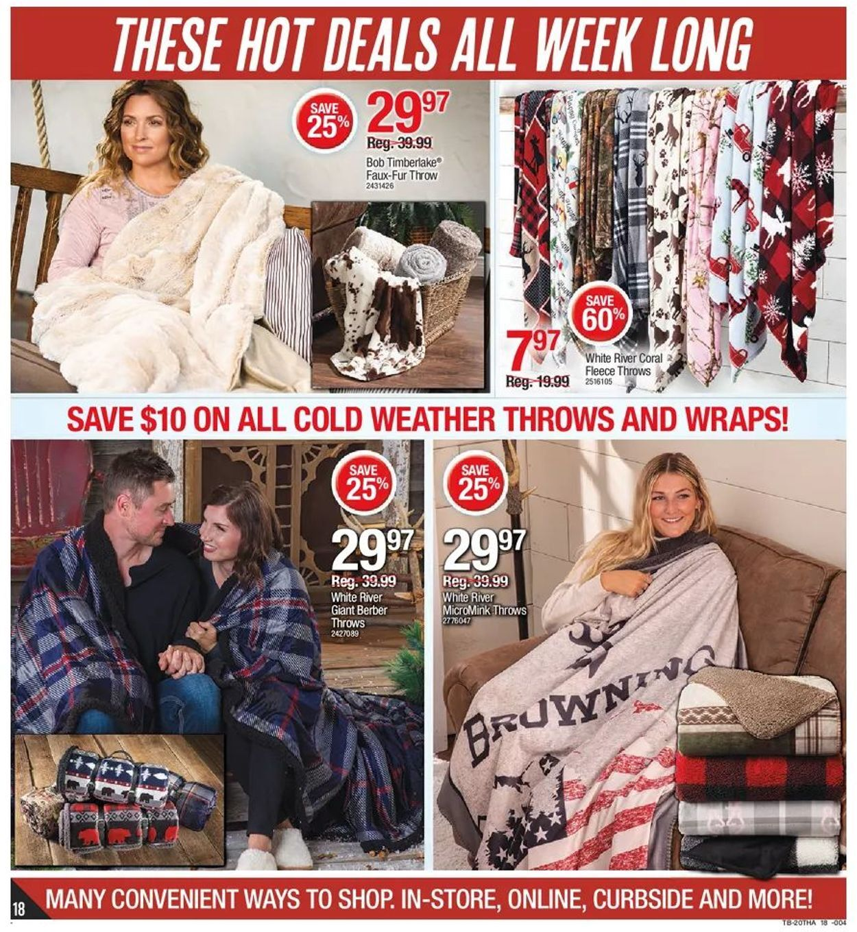 Bass Pro Shops Black Friday 2020 Page 18