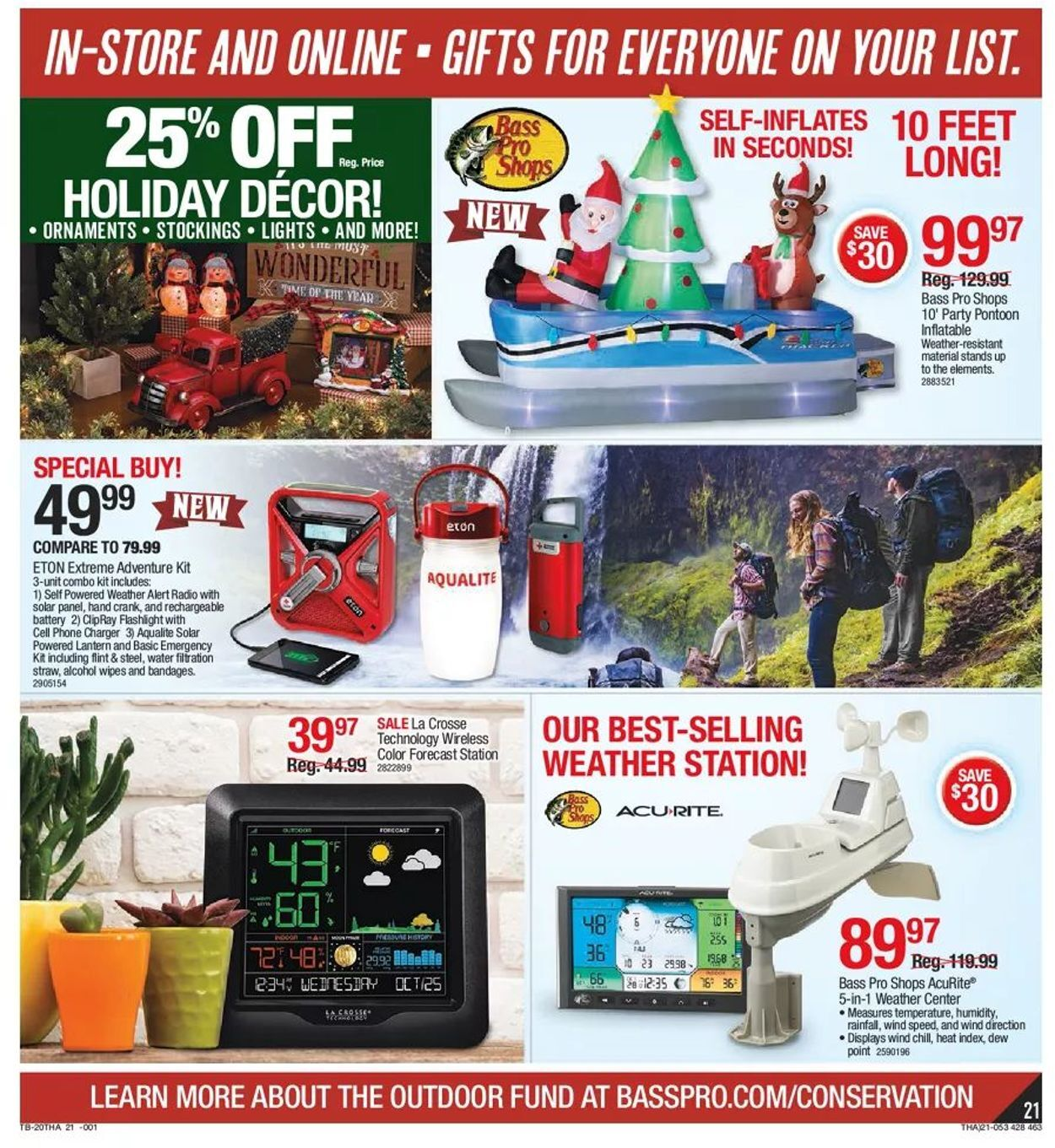 Bass Pro Shops Black Friday 2020 Page 21