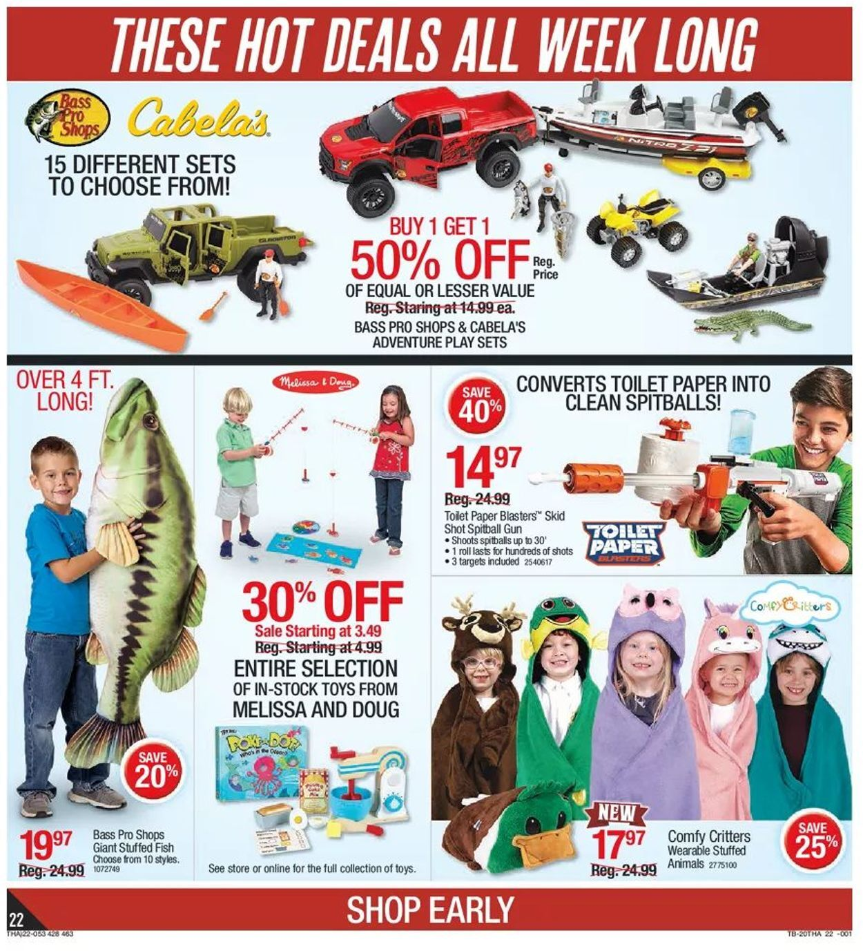 Bass Pro Shops Black Friday 2020 Page 22