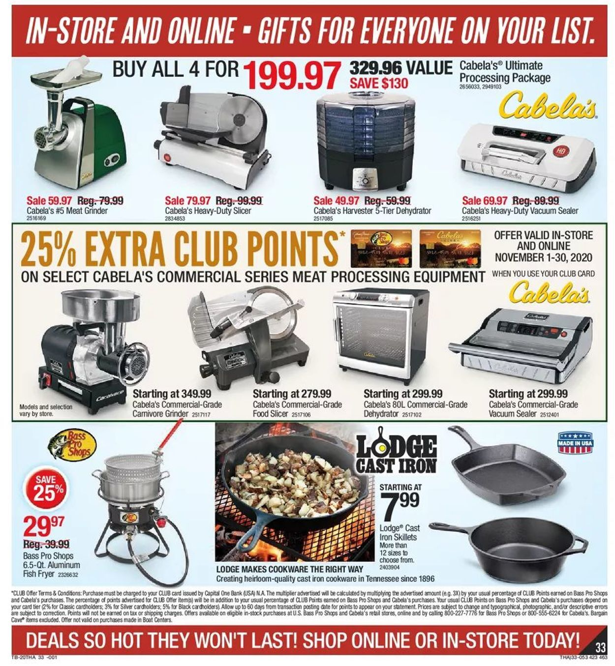 Bass Pro Shops Black Friday 2020 Page 33