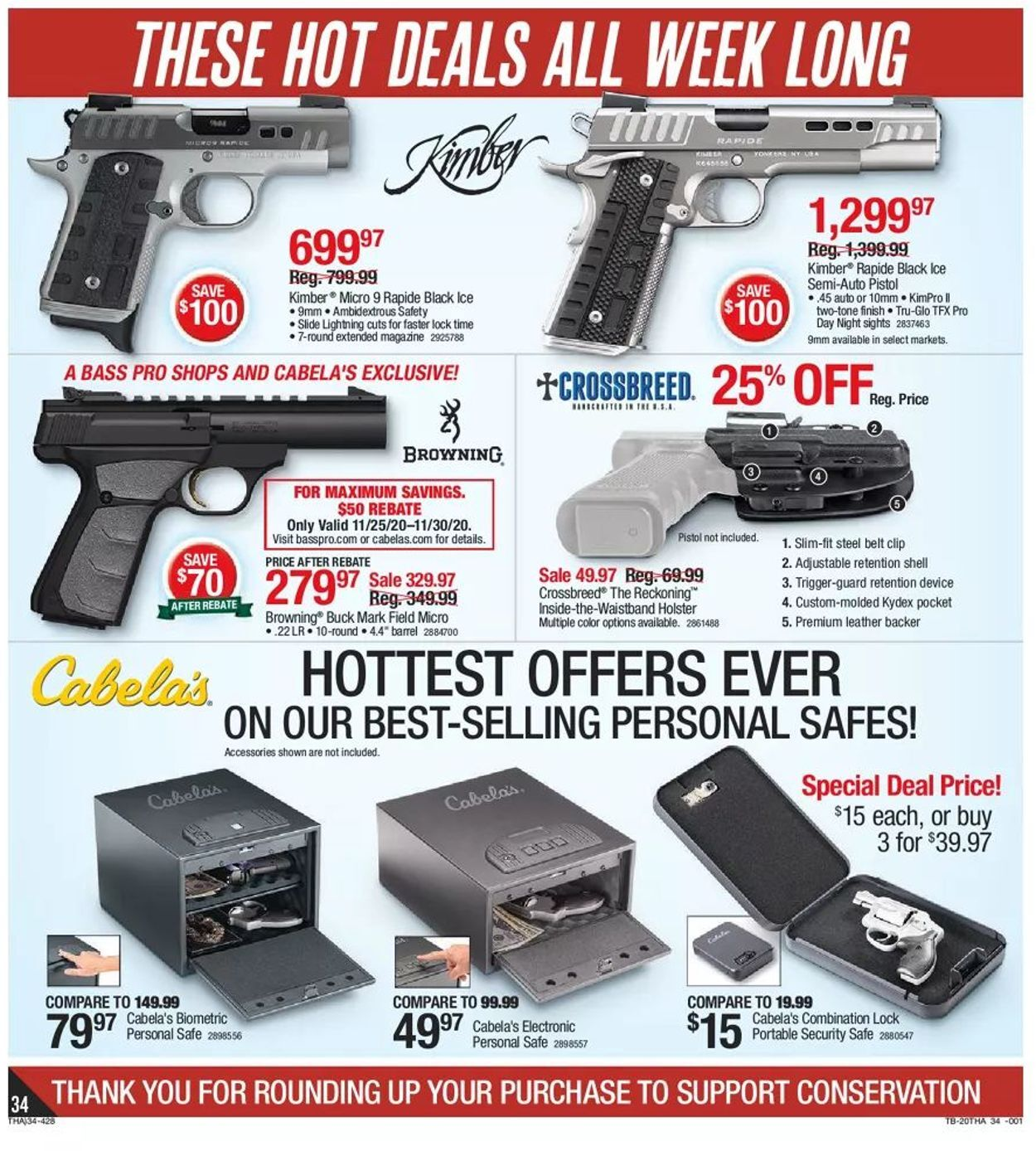Bass Pro Shops Black Friday 2020 Page 34