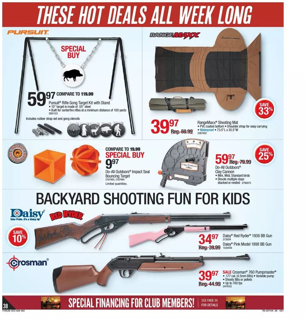 Bass Pro Shops Black Friday 2020 Page 38