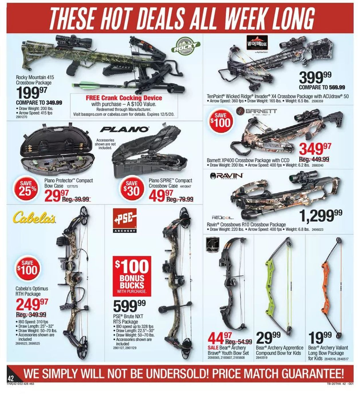 Bass Pro Shops Black Friday 2020 Page 42