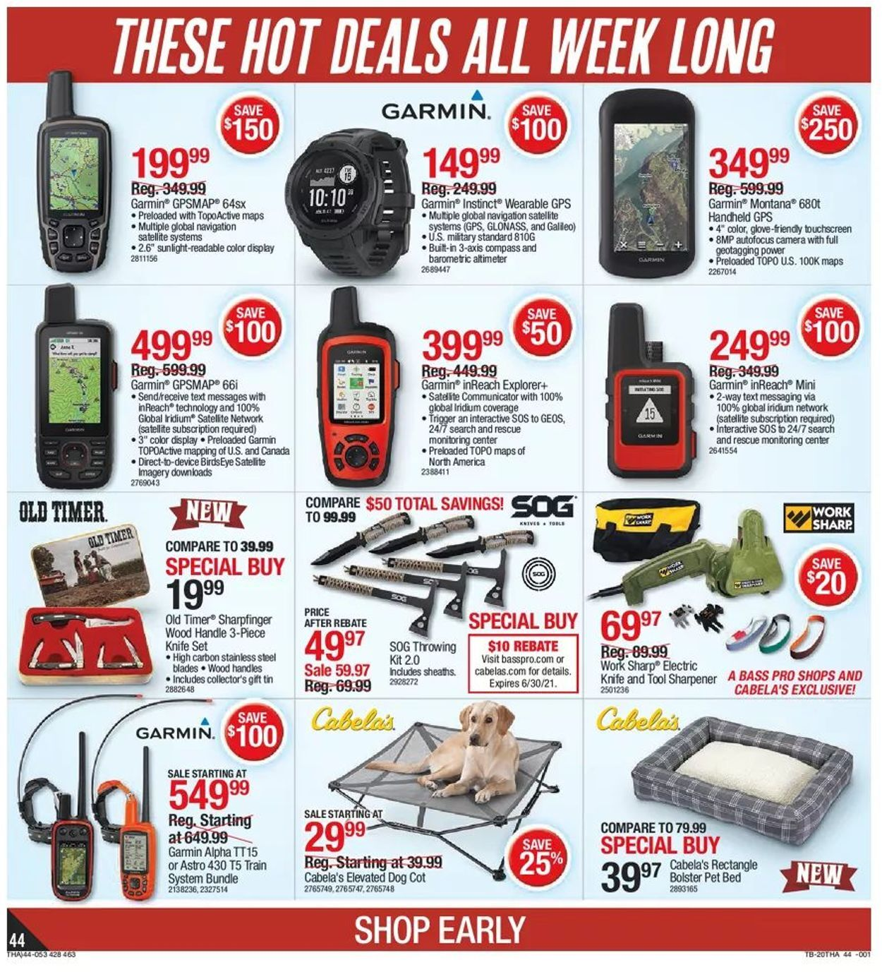 Bass Pro Shops Black Friday 2020 Page 44