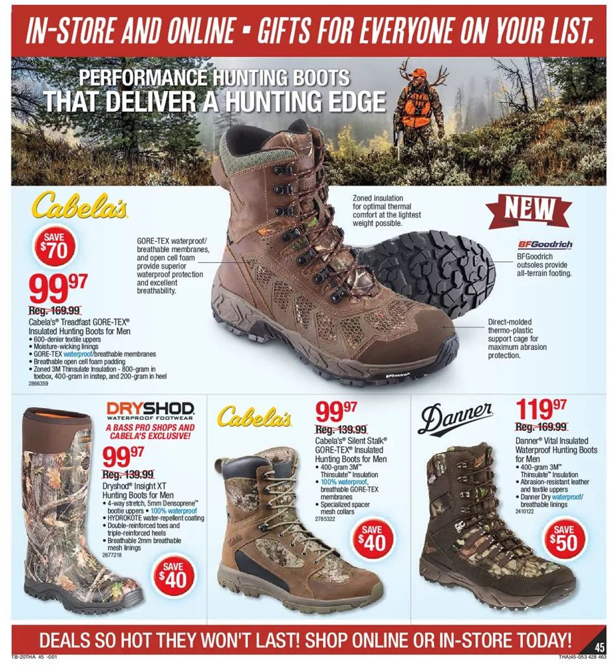 Bass Pro Shops Black Friday 2020 Page 45