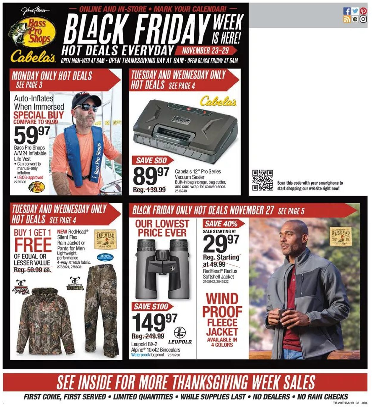 Bass Pro Shops Black Friday 2020 Page 48