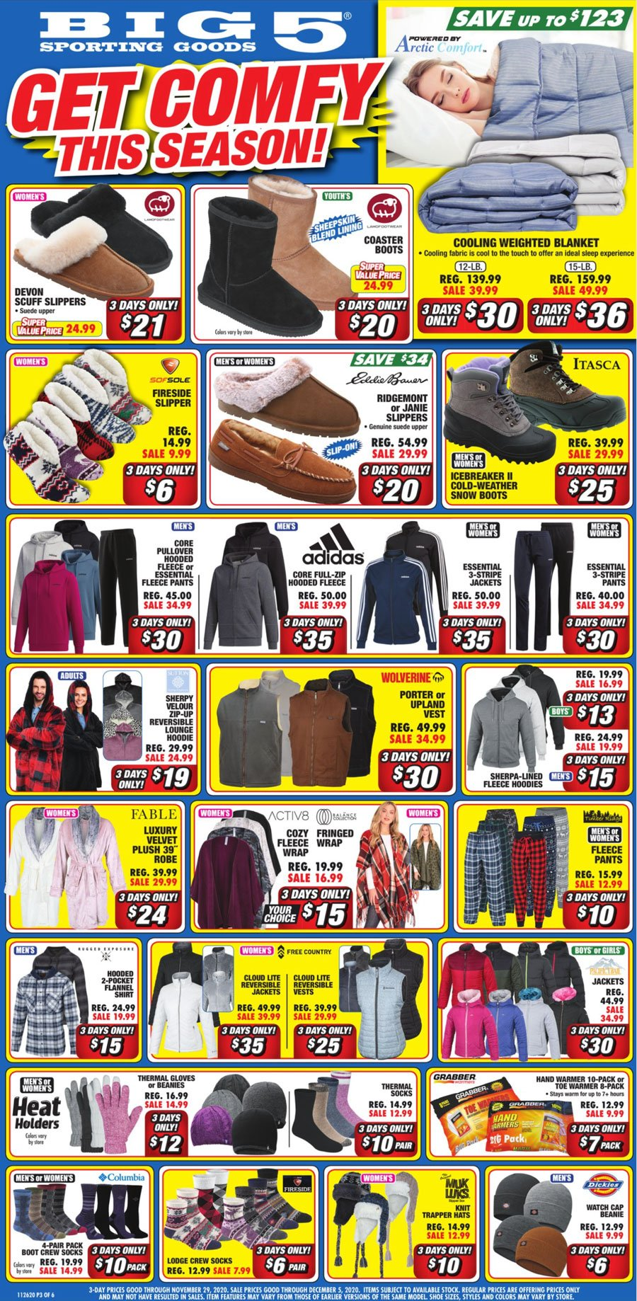 Big 5 Sporting Goods Black Friday 2020 Page 3