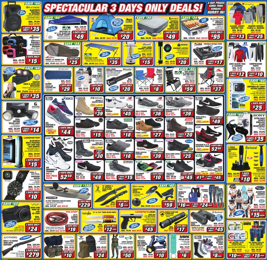 Big 5 Sporting Goods Black Friday 2020 Page 5