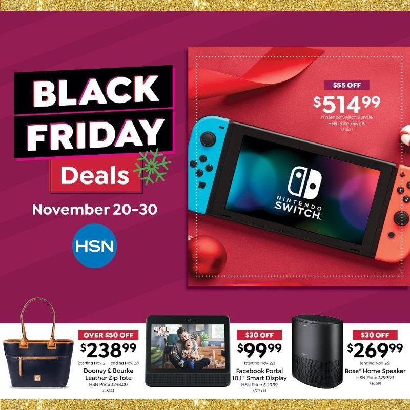 HSN Black Friday 2020 Page 1