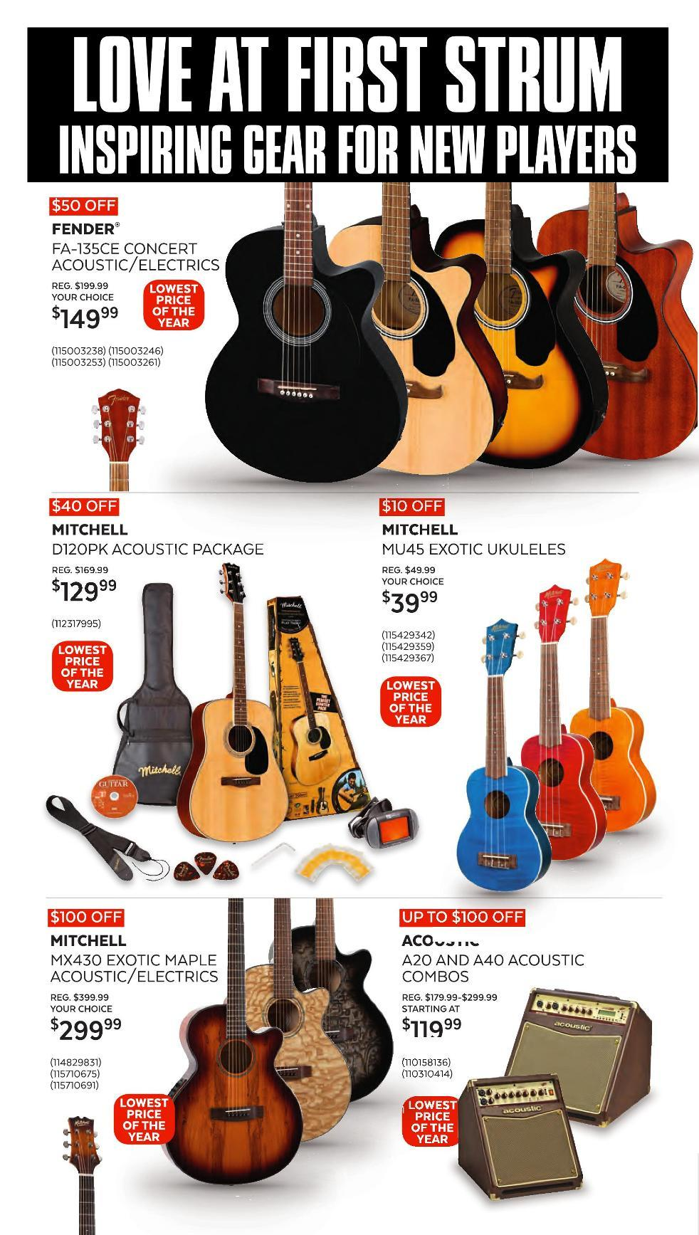 Guitar Center Black Friday 2020 Page 6