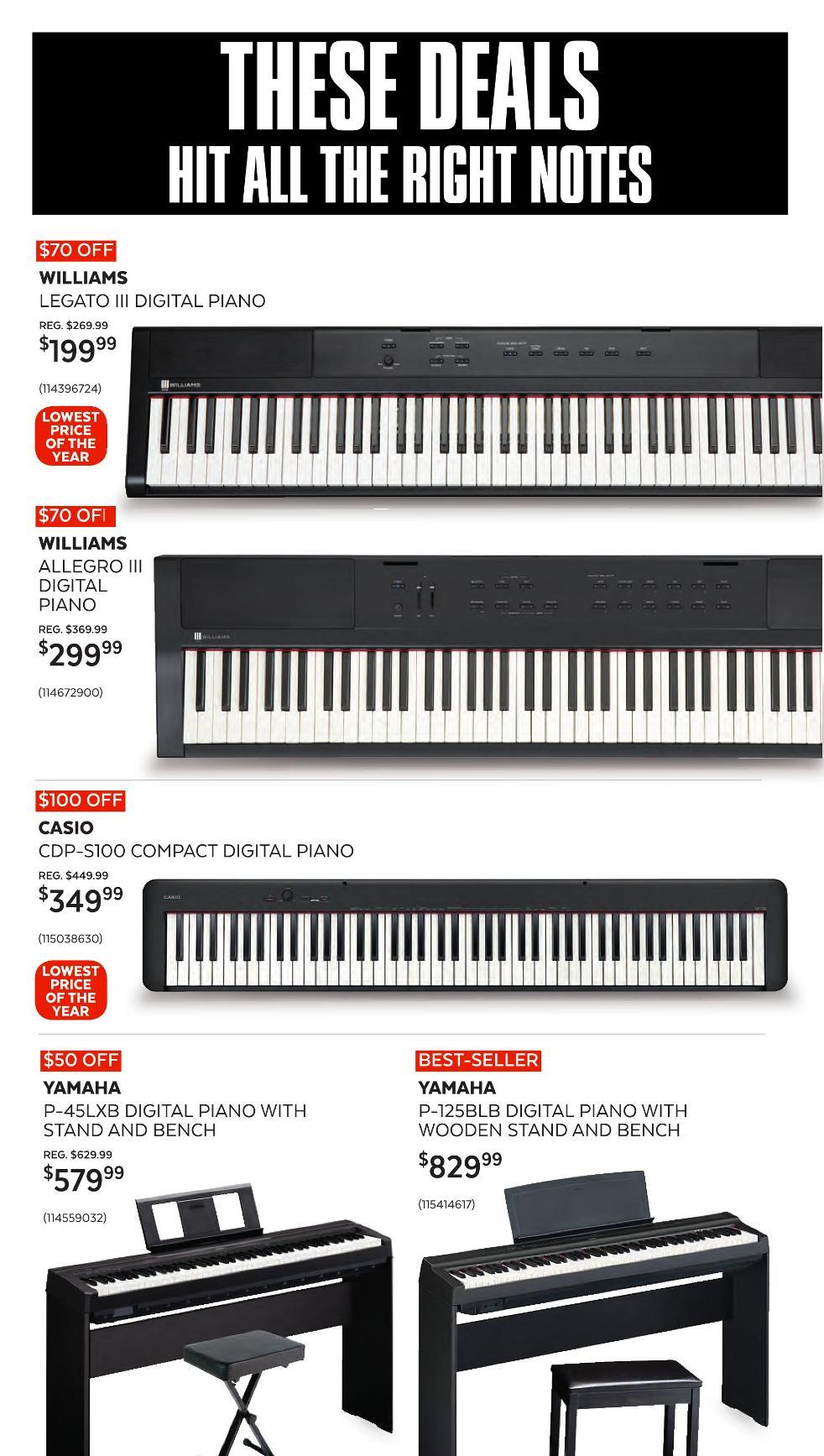 Guitar Center Black Friday 2020 Page 12