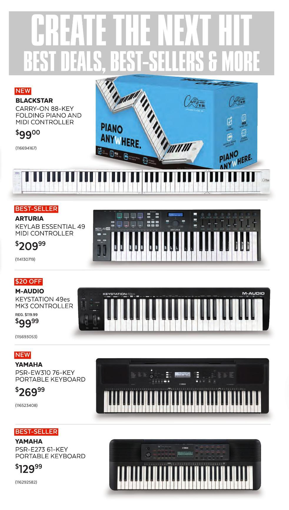 Guitar Center Black Friday 2020 Page 13