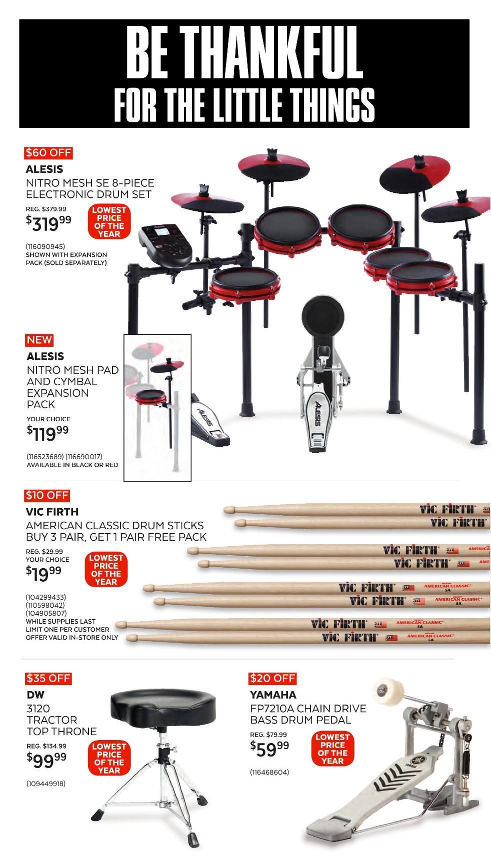 Guitar Center Black Friday 2020 Page 18