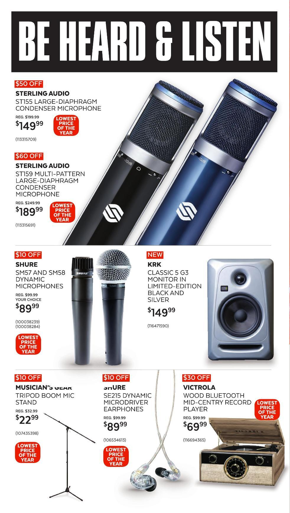 Guitar Center Black Friday 2020 Page 22