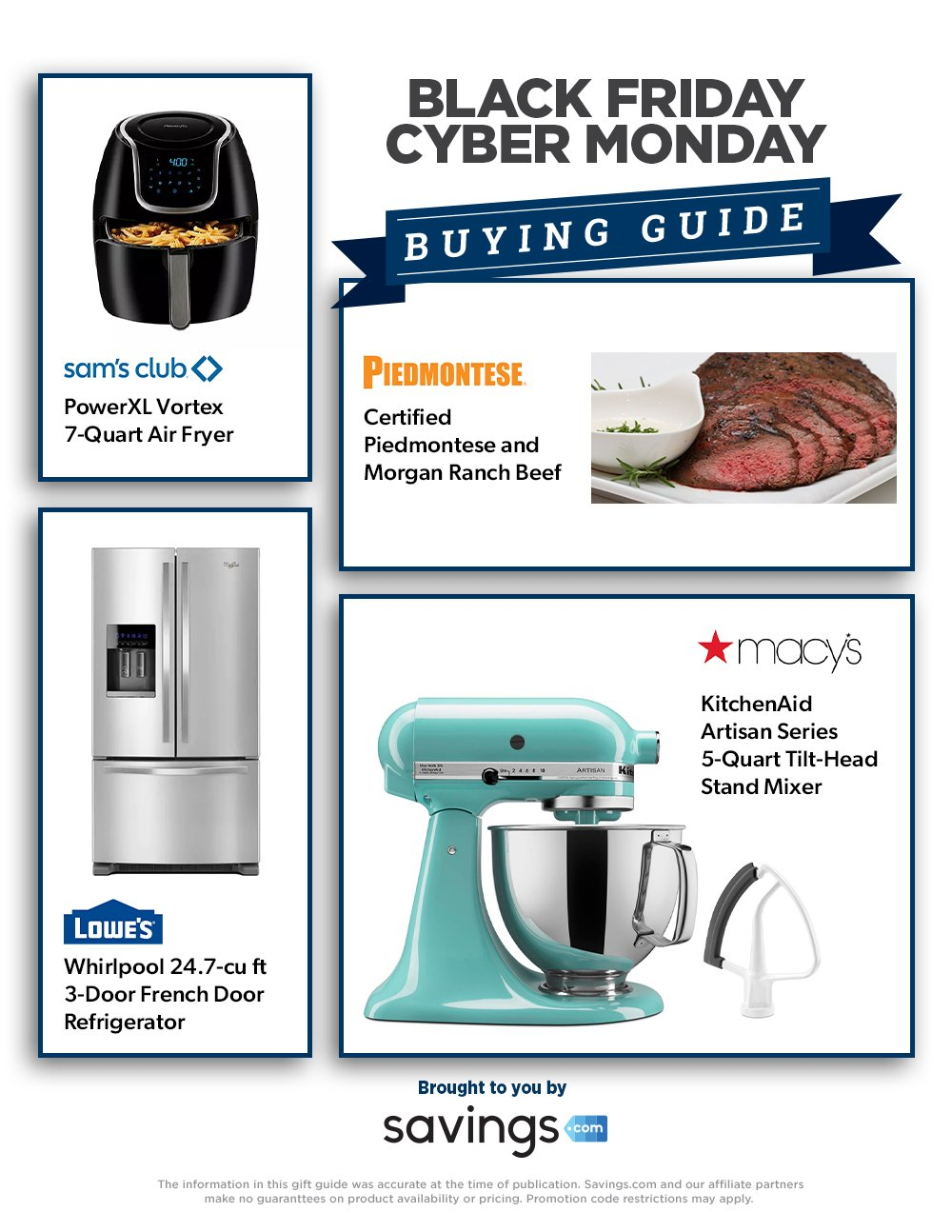 Black Friday and Cyber Monday Buying Guide 2020 Page 6