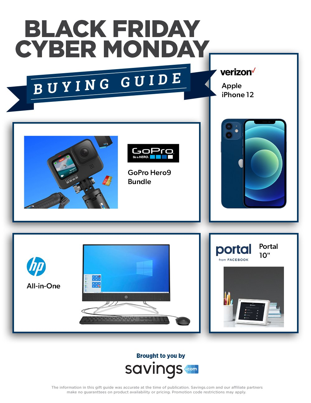 Black Friday and Cyber Monday Buying Guide 2020 Page 7