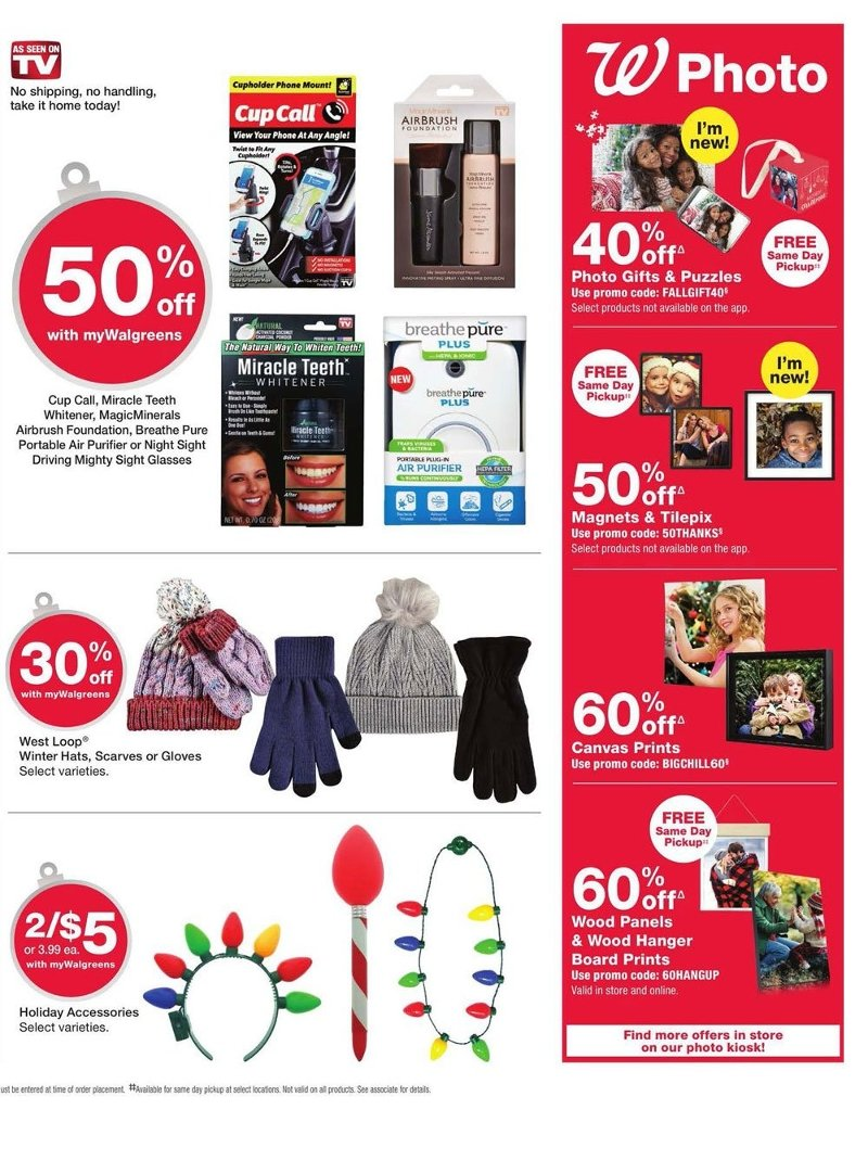 Walgreens Black Friday 2020 Page 2