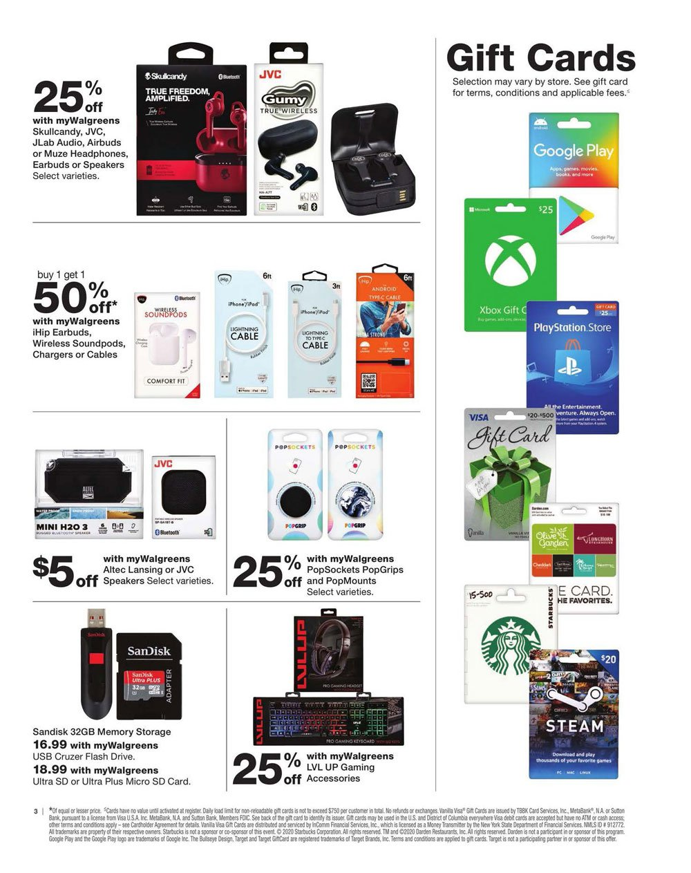 Walgreens Black Friday 2020 Page 4