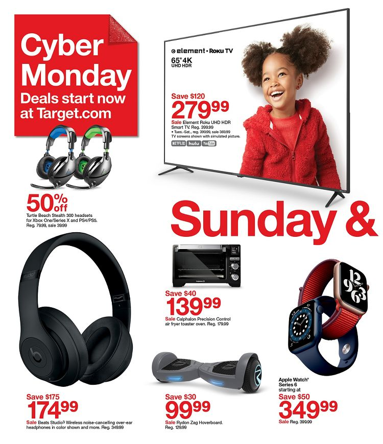Target Cyber Monday 2020 Page 5