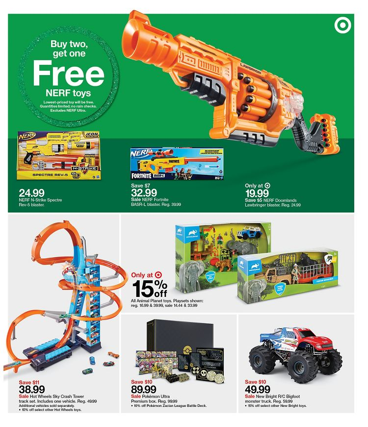 Target Cyber Monday 2020 Page 10