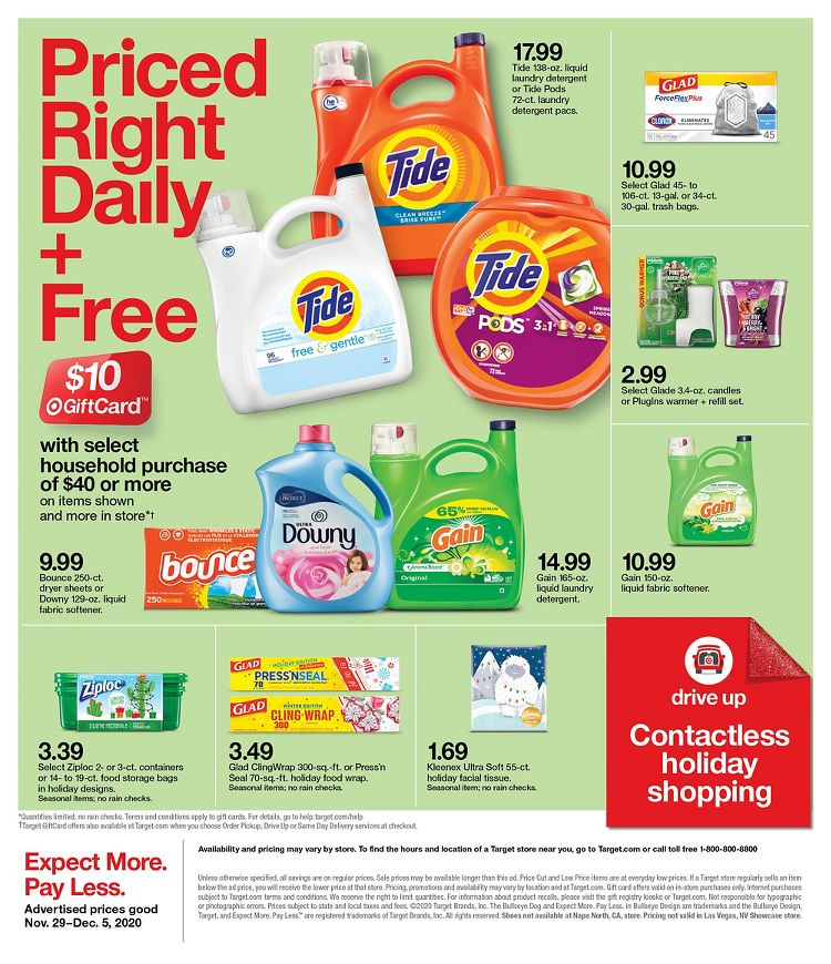 Target Cyber Monday 2020 Page 42