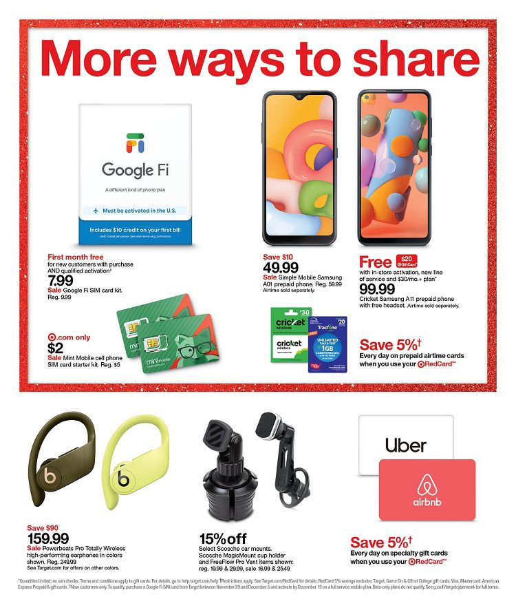 Target Cyber Monday 2020 Page 20